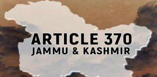 Jammu and Kashmir unification