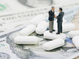 Pharmaceutical merger