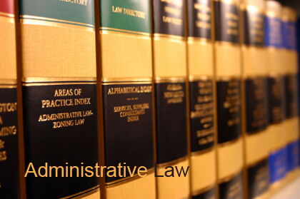 Administrative justice