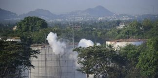 Vizag gas tragedy
