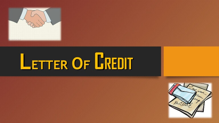 Letter Of Credit And The Regulatory Framework Ipleaders