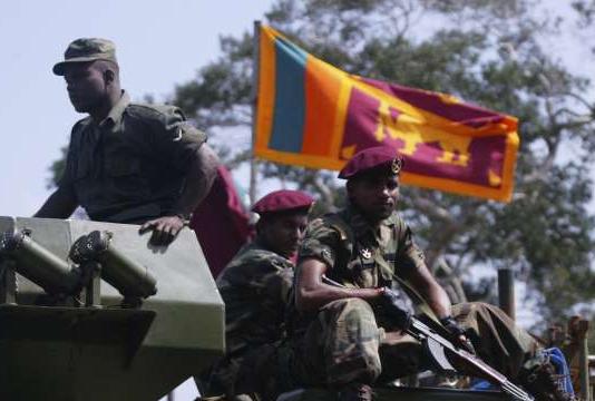 Sri Lanka civil war