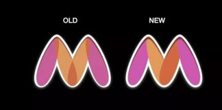 Myntra Trademark change