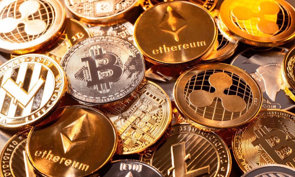 Akcijos krenta, bitkoinas krinta! Mainų ir kriptovaliutų, žetonų, tt koreliacija