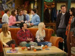 IPR issues at the Central Perk's