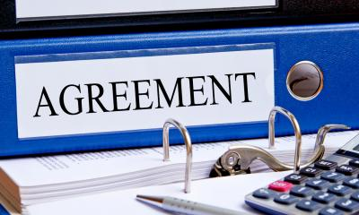 franchise agreement for a beverage company