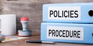 How to develop and implement a new company policy