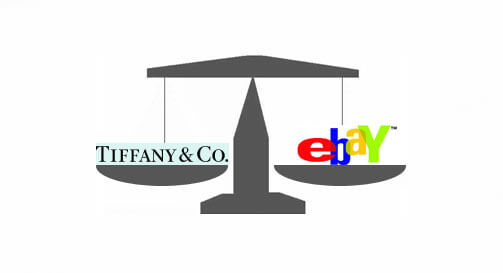Tiffany v eBay