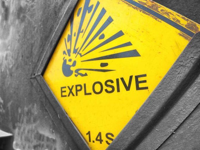 Explosive Substances Act, 1908