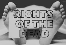 RIGHTS OF THE DEAD