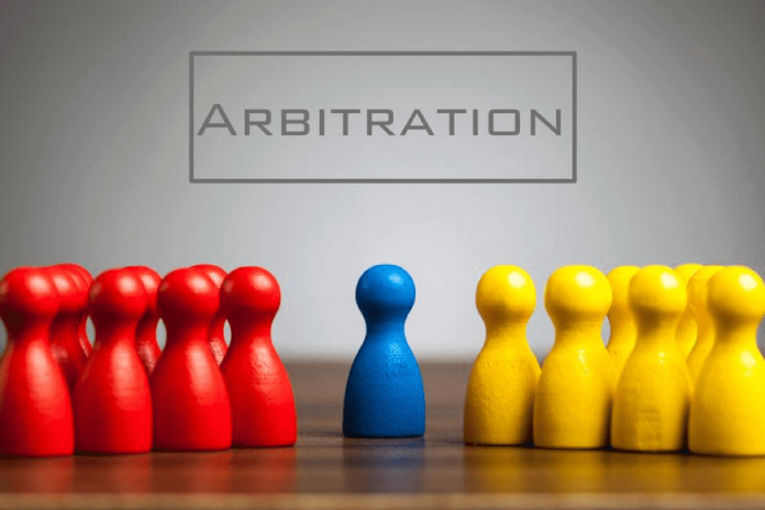 Arbitration and Conciliation Act